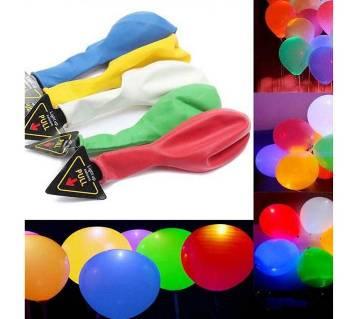 কালার চেঞ্জিং ম্যাজিক LED বেলুন বাংলাদেশ - 6696451