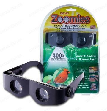 zoomies hand free binoculars