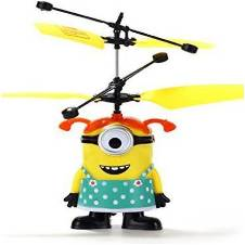Flying Minion Helicopter কিডস টয়