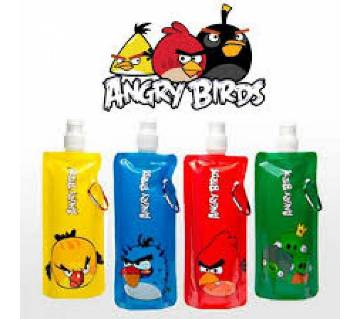 Angry Bird Water Bottle -1pc