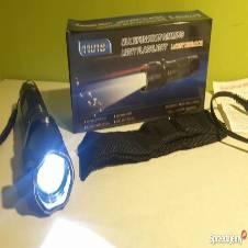 1101B Multi-functional Dimming Light Flashlight