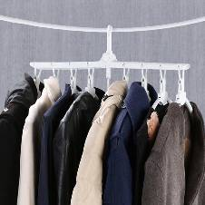 8 in 1 Easy Clothes Hanger