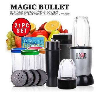 Magic Bullet ব্লেন্ডার ২১ পিস সেট