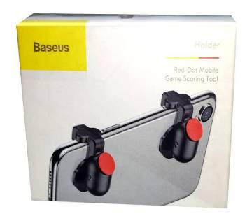 Baseus Premium Quality Transparent Pubg Game Mobile Trigger Gaming Accessory Kit