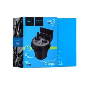 Hoco Cup Shape Car Charger