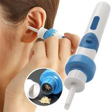 C-Ears Vibration and Vacuum ইয়ার ক্লীনার