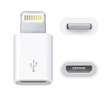 iPhone Port to Micro USB Converter