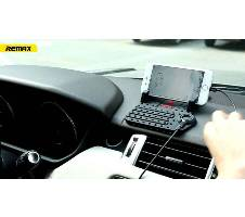 Remax RM-CS101 Car panel Silicone Stand Bangladesh - 4915442