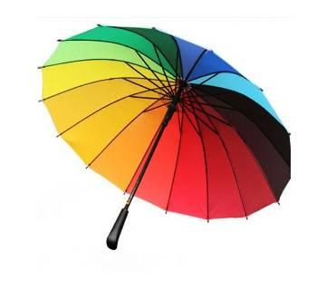 Rainbow ছাতা