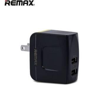 REMAX RMT6188 - 3.4A Dual USB Port Universal Wall