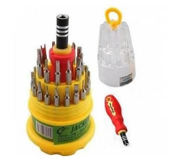 JACKLY JK-6036 screw driver set