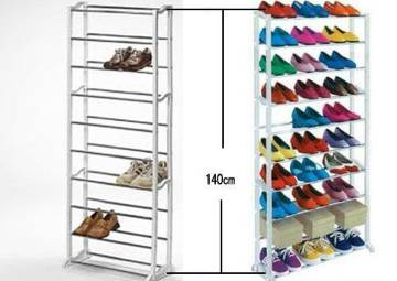 New Amazing Shoes Rack 10 Layers
