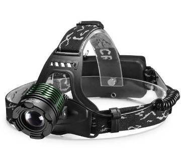 High Power Zoom Headlamp