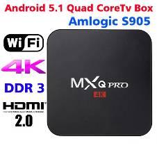 MXQ PRO TV Box Android 4.4 Quad Core TV box