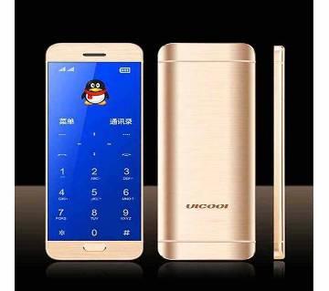 ULCOOL V26 Dual SIM Ultra Thin Touch Cardphone