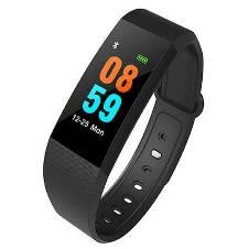 I9 color monitor Smart Bracelet blood pressure watch