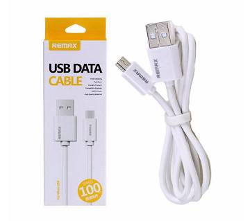 REMAX 2.1A ফাস্ট চার্জার USB ক্যাবল
