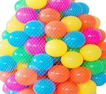 Plastic Water Pool Balls