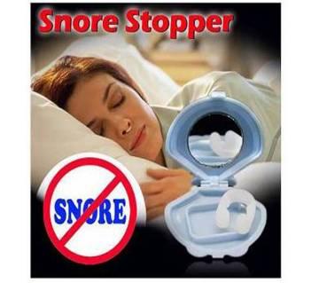 ANTI-SNORING NOISE CLIP