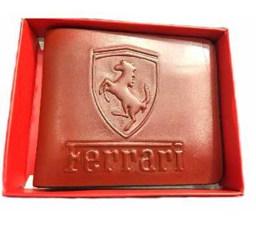 Ferrari Regular Shaped Gents Wallet-copy
