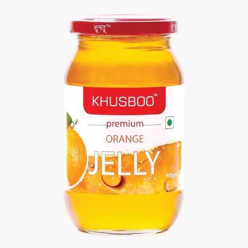 Khusboo Premium Orange Jelly 500 gm