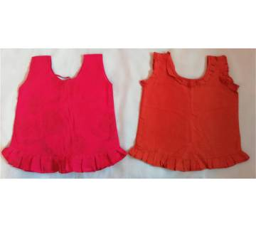 Cotton Dress for Newborn