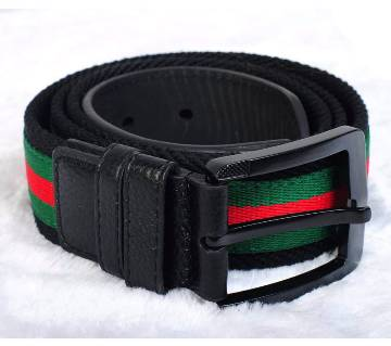 Casual Fabric Strap Belt for Men