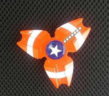 Captain America Fidget Spinner Stress Reducer Toy