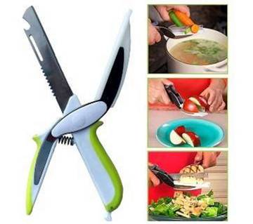 3-in-1 fast knife and cutting board