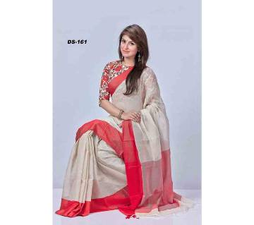Boishakhi Moslin Cotton Saree