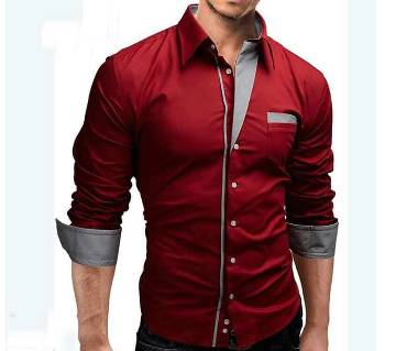 Gents Full Sleeve Casual Shirt