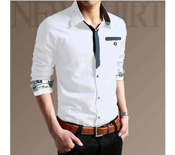 Gents Full Sleeve Casual Shirt