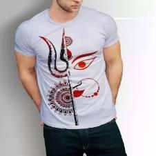 Menz Round Neck T Shirt