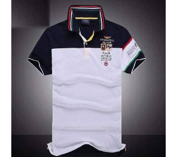 Gents Cotton Casual Polo Shirt