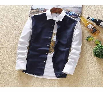 Menz Full Sleeve Casual Shirt