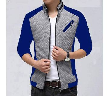 Full Sleeve Gents Casual Jacket