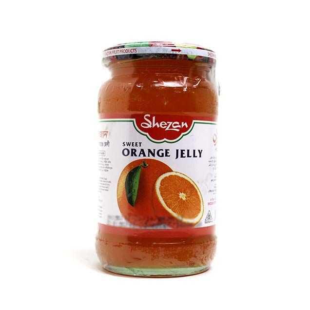 Shezan Orange Jelly 440 gm