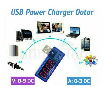 USB Power Charger Doctor