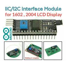 IIC/I2C Interface LCD Adapter