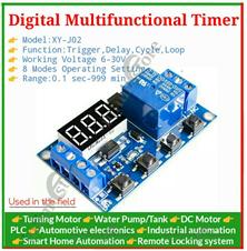 XY-J02 Multifunctional Delay Timer