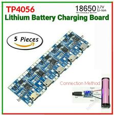 TP5046 Lithium Battery Charger 5pcs