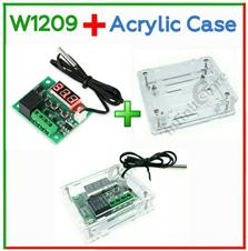W1209 + Arcylic Box