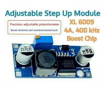 Adjustable Step Up Converter