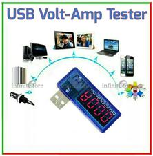 USB Volt Amp Tester