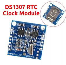 DS1307 RTC Clock Module