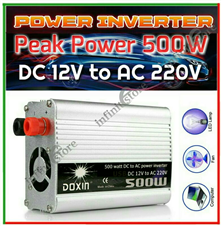 Solar Power Inverter 500 Wat