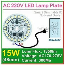 AC LED Lamp Plate 15W