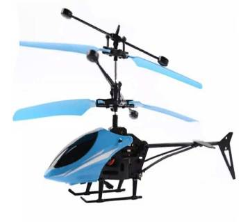 Hand Control RC Mini Rechargeable induction Helicopter Toys for children