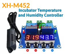 XH-M452 Digital Incubator Controller