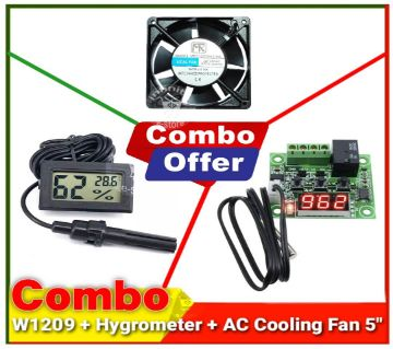 W1209 Incubator Combo Package